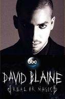 David Blaine: Realidade ou Magia