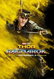 Thor: Ragnarok - Poster / Capa / Cartaz - Oficial 10