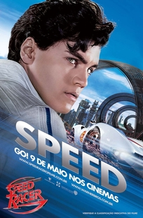 Speed Racer - Poster / Capa / Cartaz - Oficial 6