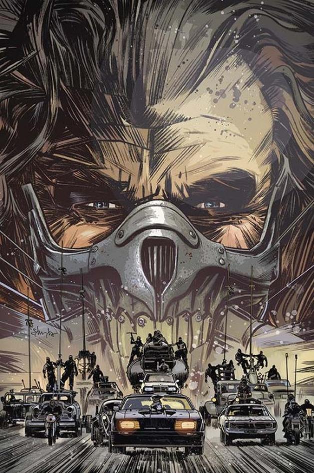 """""""Mad Max: Fury Road"""" ganhará edições pela Vertigo"""