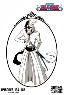 Bleach (7ª Temporada) - Poster / Capa / Cartaz - Oficial 1
