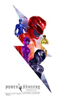 Power Rangers - Poster / Capa / Cartaz - Oficial 19