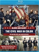 Guerra Civil - Sangue e Glória (Blood and Glory: The Civil War in Color)