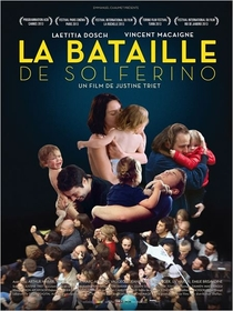 A Batalha de Solferino - Poster / Capa / Cartaz - Oficial 1