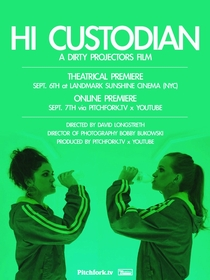 Hi Custodian - Poster / Capa / Cartaz - Oficial 1