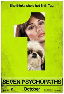 Sete Psicopatas e um Shih Tzu - Poster / Capa / Cartaz - Oficial 3