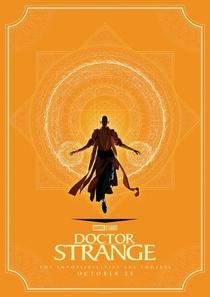 Doutor Estranho - Poster / Capa / Cartaz - Oficial 13