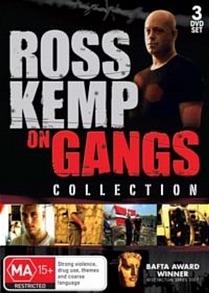 Ross Kemp on Gangs - Poster / Capa / Cartaz - Oficial 1