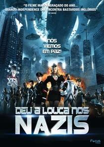 Deu a Louca nos Nazis - Poster / Capa / Cartaz - Oficial 12