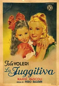 La Fuggitiva  - Poster / Capa / Cartaz - Oficial 1