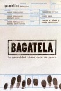 Bagatela  - Poster / Capa / Cartaz - Oficial 1