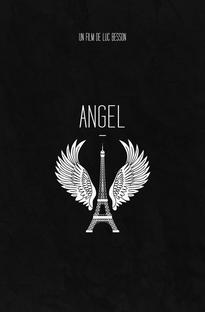 Angel-A - Poster / Capa / Cartaz - Oficial 2