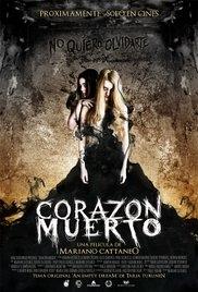 Corazón Muerto - Poster / Capa / Cartaz - Oficial 1