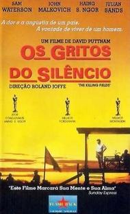 Os Gritos do Silêncio - Poster / Capa / Cartaz - Oficial 2