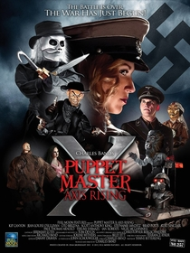 Puppet Master X: Axis Rising - Poster / Capa / Cartaz - Oficial 1