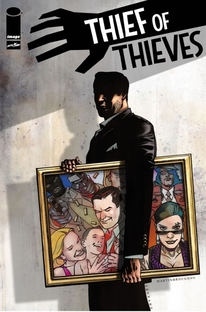 Thief of Thieves (1ª Temporada) - Poster / Capa / Cartaz - Oficial 1