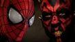 Homem-aranha vs Darth Maul