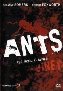 O Ataque das Formigas - Poster / Capa / Cartaz - Oficial 2