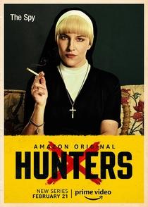 Hunters (1ª Temporada) - Poster / Capa / Cartaz - Oficial 9