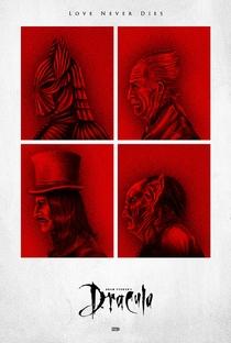 Drácula de Bram Stoker - Poster / Capa / Cartaz - Oficial 6