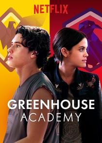 Greenhouse Academy (1ª temporada) - Poster / Capa / Cartaz - Oficial 2