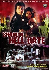 Shaolin Hellgate - Poster / Capa / Cartaz - Oficial 2