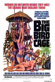 The Big Bird Cage - Poster / Capa / Cartaz - Oficial 1
