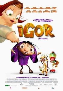 Igor - Poster / Capa / Cartaz - Oficial 4