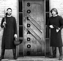 SOLDADOS - Poster / Capa / Cartaz - Oficial 1