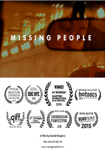 Missing People - Poster / Capa / Cartaz - Oficial 1