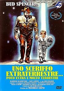 O Xerife e o Pequeno Extraterrestre - Poster / Capa / Cartaz - Oficial 1