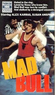 Mad Bull - Poster / Capa / Cartaz - Oficial 1