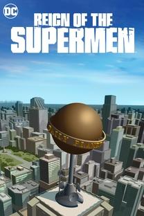 Reino do Superman - Poster / Capa / Cartaz - Oficial 3