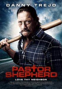 Pastor Shepherd  - Poster / Capa / Cartaz - Oficial 1