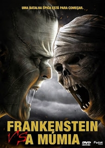Frankenstein vs. A Múmia - Poster / Capa / Cartaz - Oficial 3