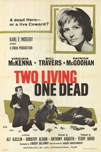 Two Living, One Dead - Poster / Capa / Cartaz - Oficial 1