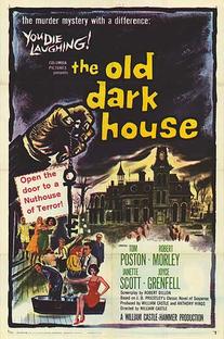 A Velha Casa Assombrada - Poster / Capa / Cartaz - Oficial 1