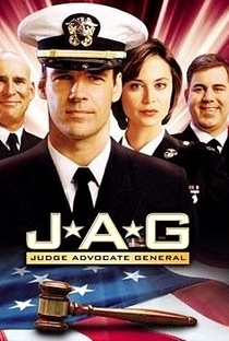 JAG: Ases Invencíveis - Poster / Capa / Cartaz - Oficial 4
