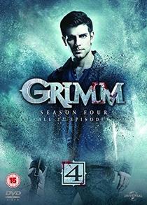 Grimm (4ª Temporada) - Poster / Capa / Cartaz - Oficial 4