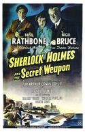 Sherlock Holmes e a Arma Secreta (Sherlock Holmes and the Secret Weapon)