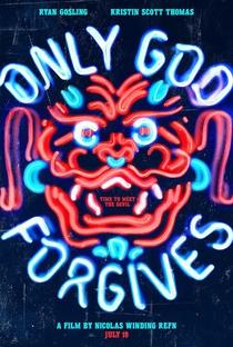 Apenas Deus Perdoa - Poster / Capa / Cartaz - Oficial 1