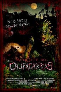 A Noite do Chupacabras - Poster / Capa / Cartaz - Oficial 3