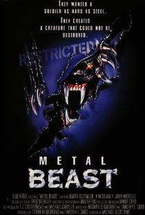 Metalbeast  - Poster / Capa / Cartaz - Oficial 4