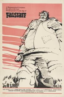 Falstaff - O Toque da Meia Noite - Poster / Capa / Cartaz - Oficial 1