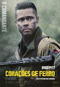 Corações de Ferro - Poster / Capa / Cartaz - Oficial 14