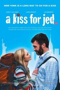 A Kiss for Jed Wood - Poster / Capa / Cartaz - Oficial 2