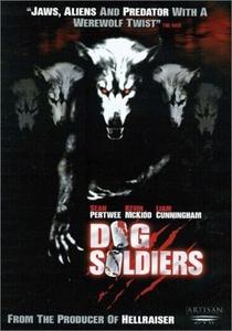 Dog Soldiers - Cães de Caça - Poster / Capa / Cartaz - Oficial 1