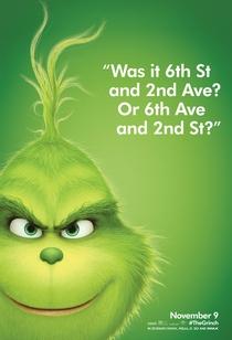 O Grinch - Poster / Capa / Cartaz - Oficial 8