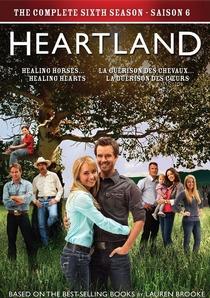 Heartland ( 6 temporada ) - Poster / Capa / Cartaz - Oficial 1