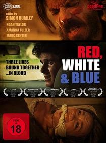 Vermelho, Branco e Azul - Poster / Capa / Cartaz - Oficial 5